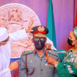 Irabor becomes four star general
