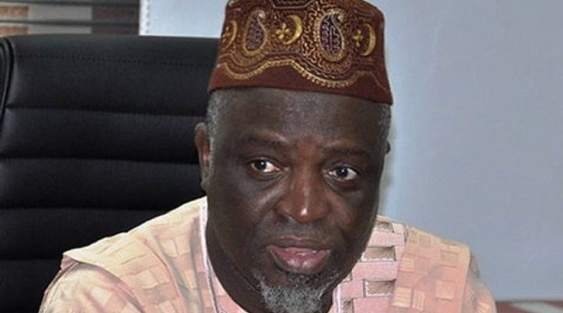 Ishaq Oloyede Joint Admissions and Matriculations Board JAMB registrar