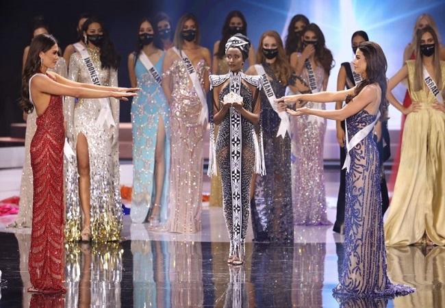 Andrea Meza Miss Universe