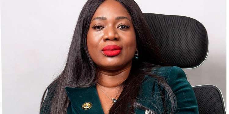 General Manager Lagos State Environmental Protection Agency LASEPA Dr Dolapo Fasawe