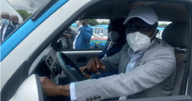 Sanwo Olu Launches Cashless 'First and Last Mile Bus Scheme