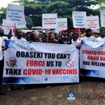 Edo protest 1