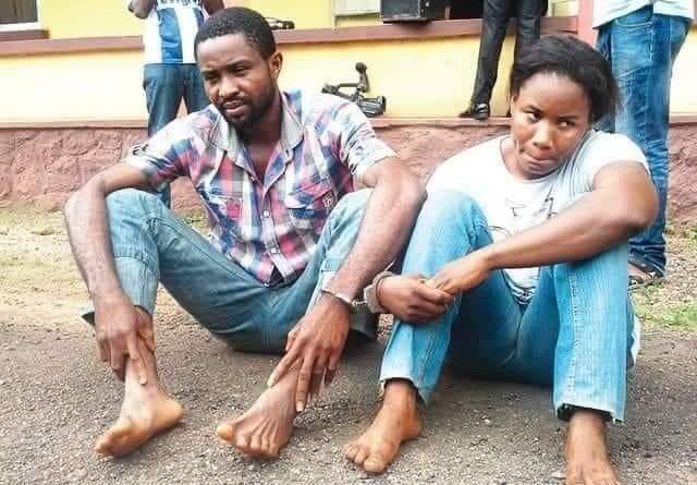 Igbokwe and wife