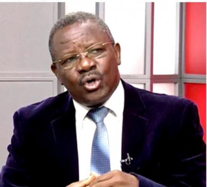 BREAKING: FG Declares Ex-Commodore Olawunmi Wanted Over Anti-Buhari Interview as DSS, DIA, Others Launch Manhunt