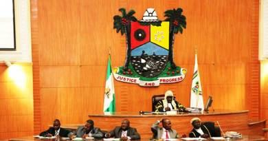 BREAKING: Lagos Assembly Passes VAT, Anti-Open Grazing Bills