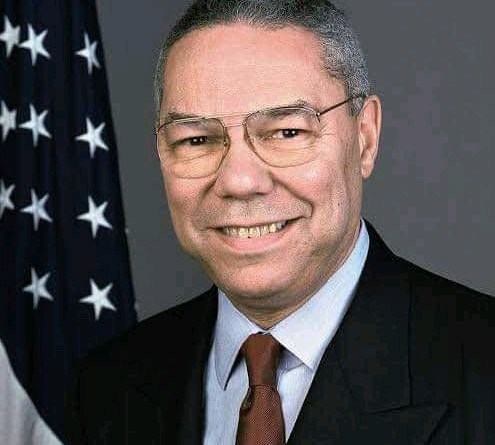 BREAKING: Colin Powell, First African American Secretary of State Dies of COVID-19 Complications