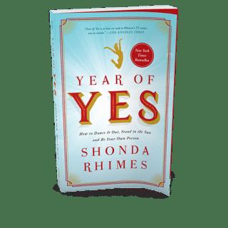shonda rhimes year of yes