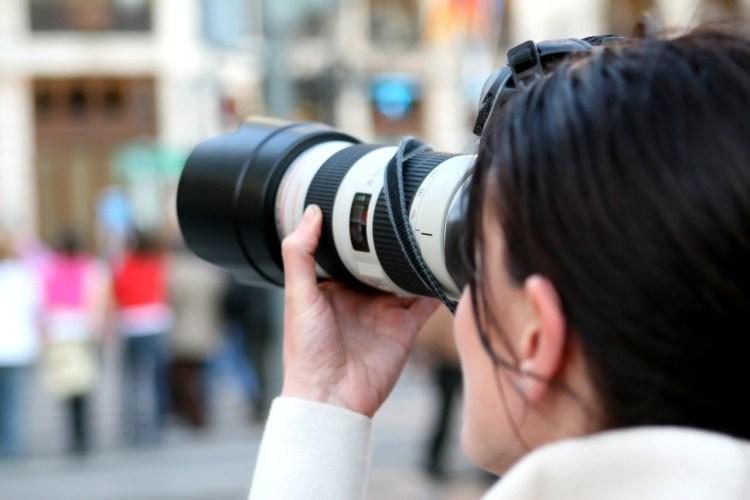 female photographer career advice
