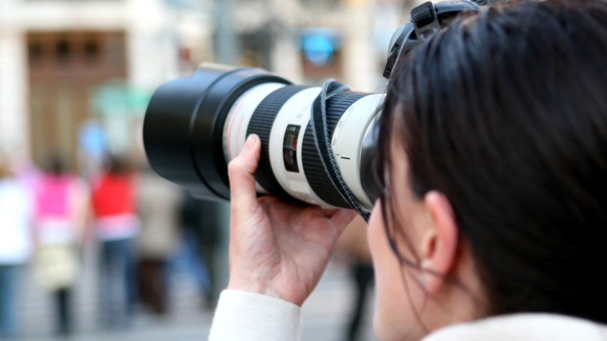 female photographer career advice