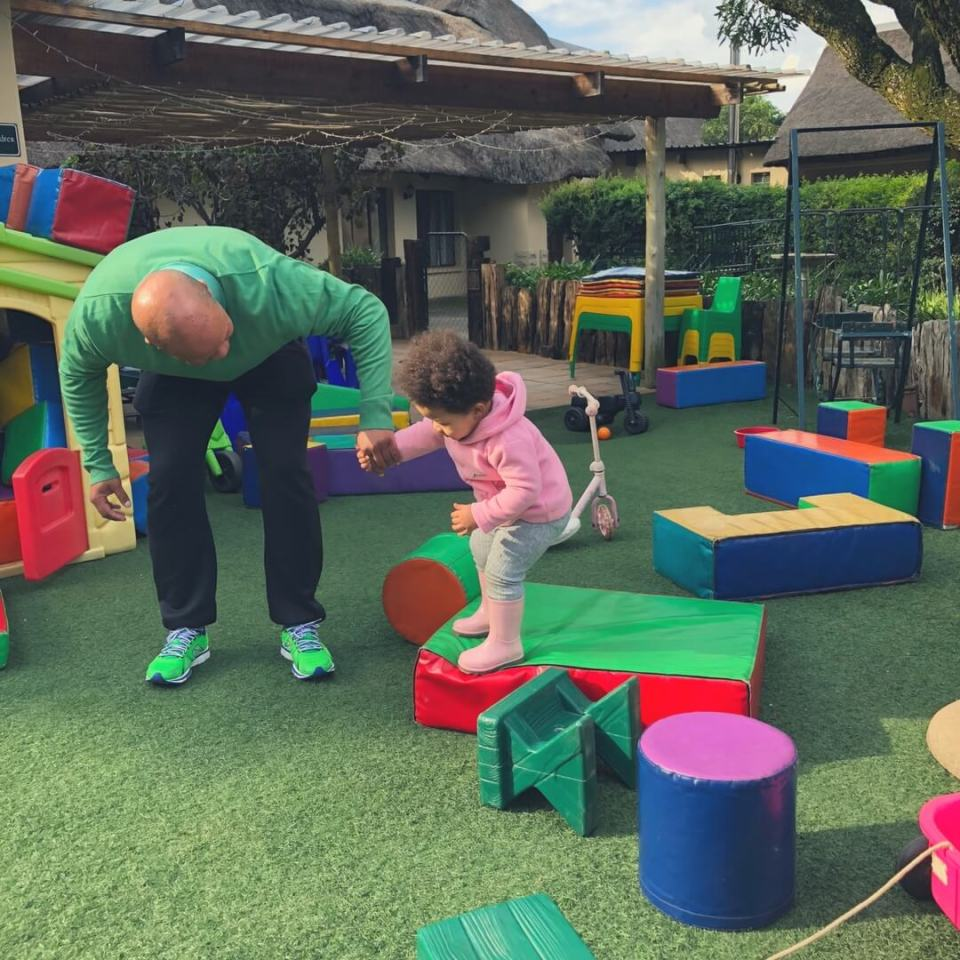 the cavern drakensberg review play area