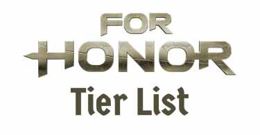 New For Honor Tier List