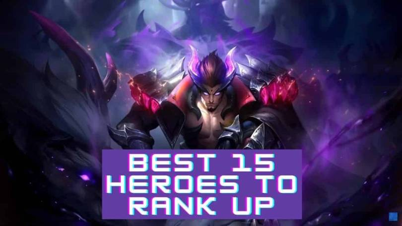 Mobile Legends heroes