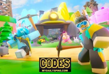 Mining Legends codes