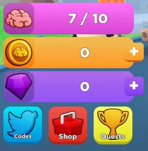 Brain simulator codes