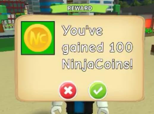 Ninja Tycoon Codes