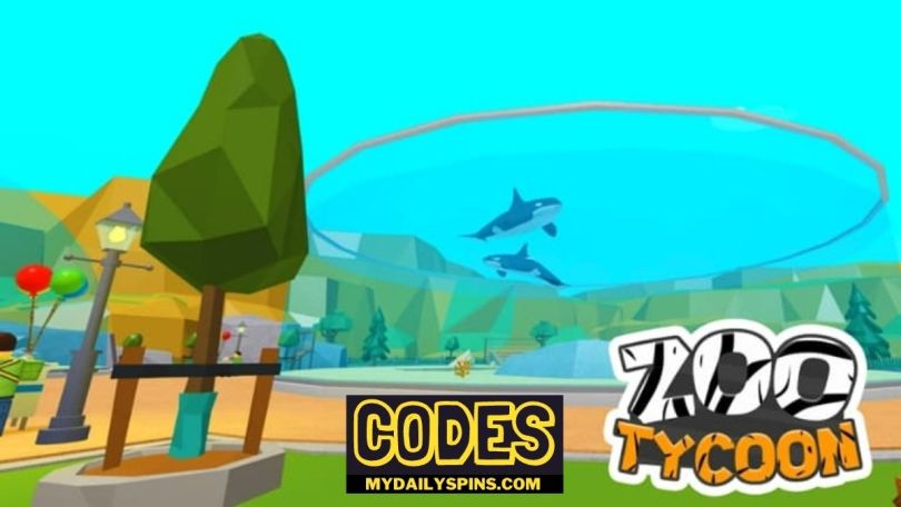 Roblox Zoo Tycoon codes