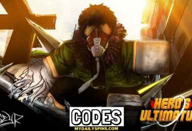 Roblox Hero's Ultimatum Codes list