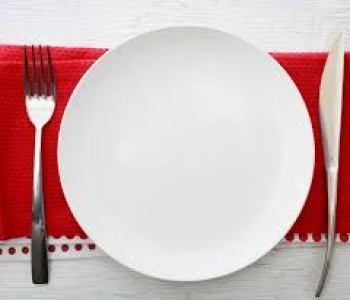 Plate method for effective meal planning