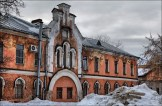 Stalin-era Building