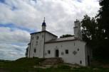 Pskov has many Orthodox churches