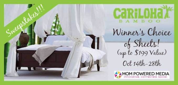 Cariloha Bamboo Sheets Event