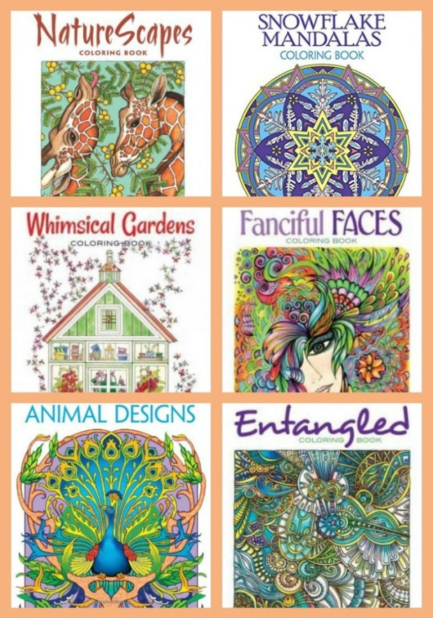 Adult Coloring Books 17