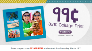 Walgreens Collage Deal