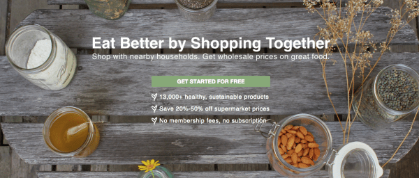 Wholeshare ~ Buy As Group Online & Save BIG (Part Farmers