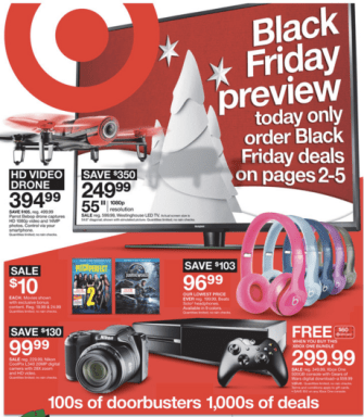 8617bfc6b65 Target Black Friday Ad 2015. Posted by My Dallas Mommy ...