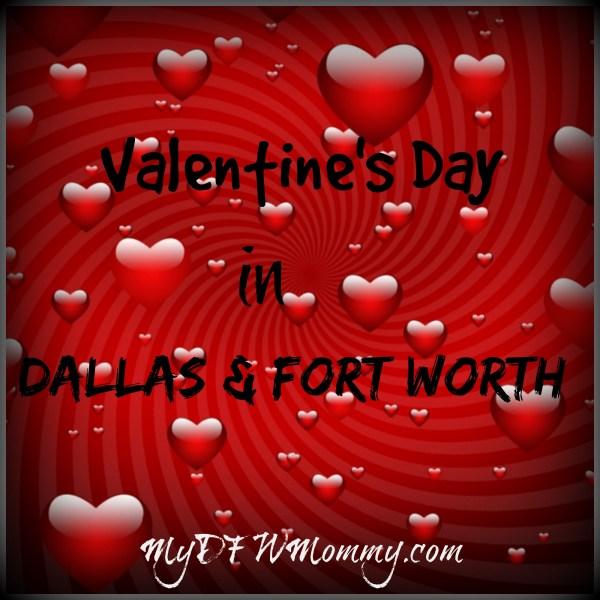 Valentines Day in Dallas