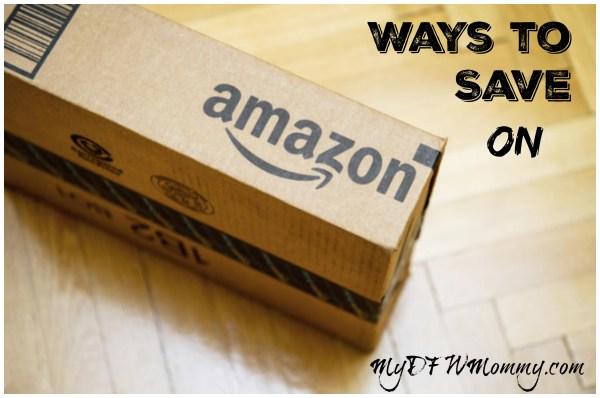 Ways to Save on Amazon