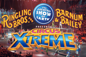 Circus Xtreme Barnum & Bailey's in DFW!