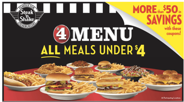 graphic about Steak N Shake Printable Coupons referred to as Steak n Shake Printable Coupon codes ~ BOGO Free of charge + Far more - My DFW