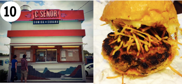 10 best burgers in Dallas