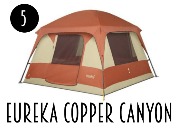 top ten camping tents