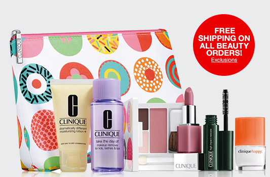 Macy's~ FREE 7-Piece Clinique Gift With $27 Purchase + FREE Shipping ($70 Value)