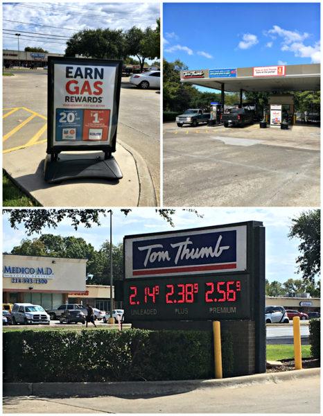 Tom Thumb Gas Rewards