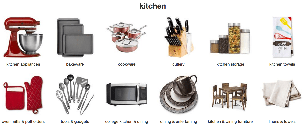 Target~ 25% Off Kitchen Products
