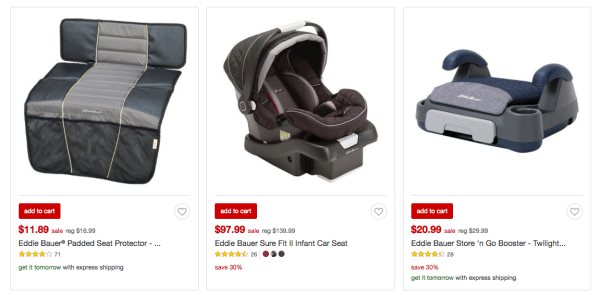 For Today Only Target Is Offering Up 30 Off All Eddie Bauer Baby Gear In Stores And Online Save Big On Rockers Carriers Play Yards
