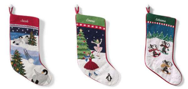 Lands End Christmas Stockings.Lands End 50 Off One Item 14 25 For Personalized