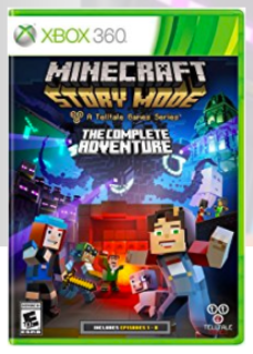 Minecraft Story Mode: The Complete Adventure Game Only $19 ...
