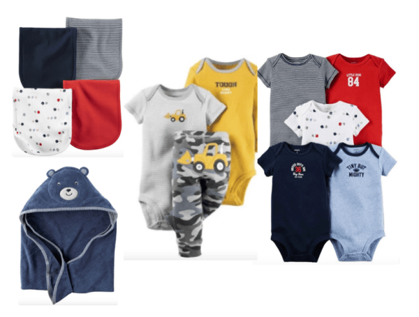 Kohls Baby Boy Clothes Extraordinary Kohl's Baby Sale Deal Idea To Save BIG Savings On Carter's Clothing