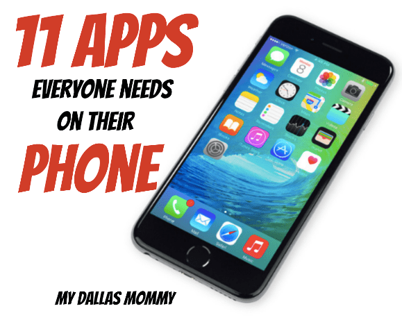 11 apps everyone needs on their phone