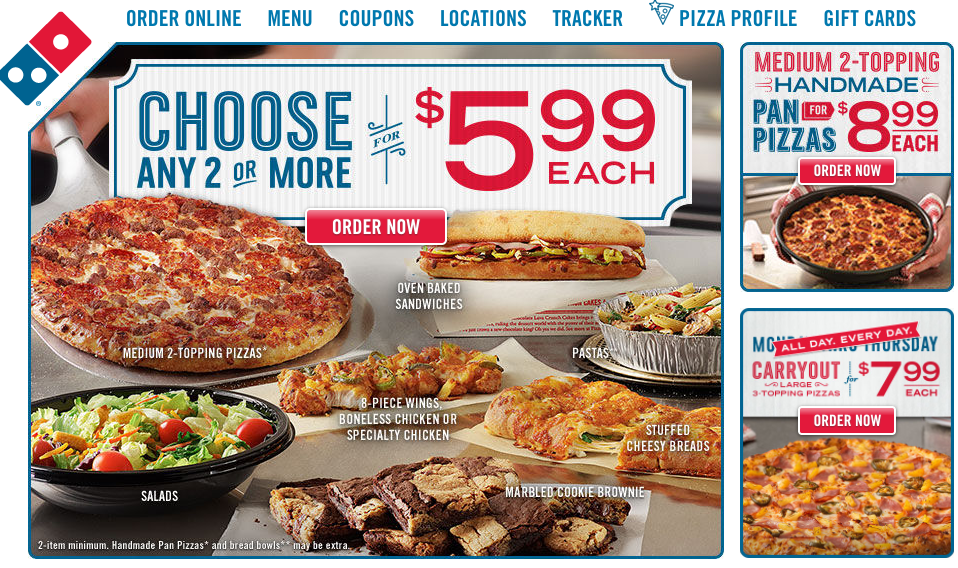 dominos chicken wing coupons codes