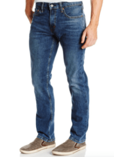 9a60dd8b485 Amazon~ Levi's Men's 511 Slim-Fit Jeans Only $24.90 (Reg $69.50 ...