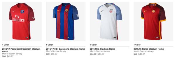 9e7b9f96e Nike~ Men s Soccer Jersey s Only  39.98 Shipped (Reg Up to  90) - My ...