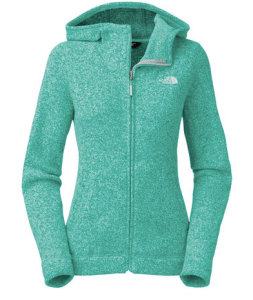075152b9a North Face Women's Crescent Sunset Full-Zip Hoodie Only $49.96 (reg ...