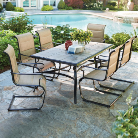 ... Patio Dining Dallas By Hton Bay 7 Patio Dining Set Only 299 My Dallas  ...