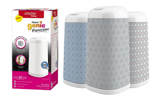 how to change diaper genie expressions