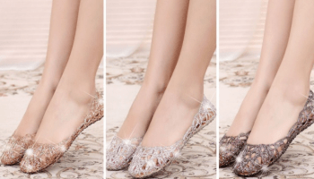 4b3e5f27d Valencia Studded Bow Jelly Sandals Only  15.99 (reg.  29.99) - My ...